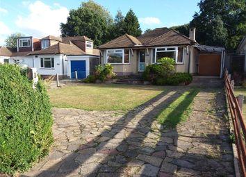 Carton Road, Higham, Kent ME3. 3 bed bungalow