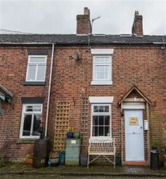 Thumbnail 2 bed cottage for sale in Basford Bridge Terrace, Cheddleton, Leek
