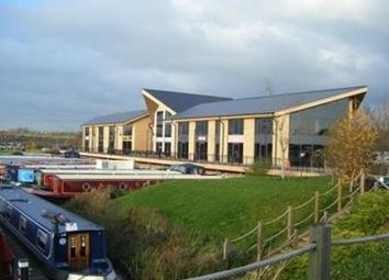 Thumbnail Office to let in First Floor Suite 10 The Boardwalk, Mercia Marina, Findern Lane, Willington, Derbyshire