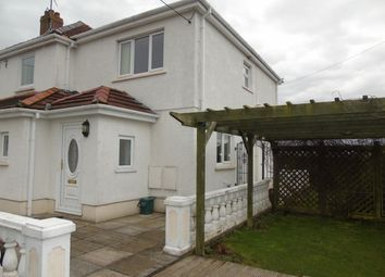 Thumbnail 2 bed flat to rent in Pencoed Road, Burry Port