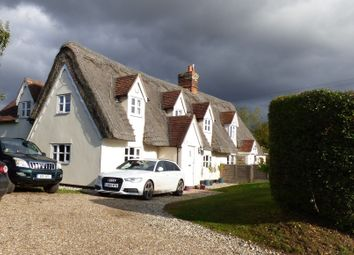 Thumbnail 3 bed cottage to rent in Daws End Cottages, Anstey, Herts