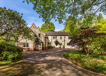 Thumbnail 5 bed detached house for sale in Hillcrest, Dormans Park, East Grinstead