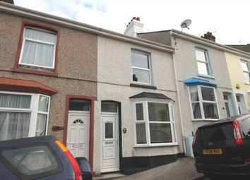 Thumbnail 2 bedroom terraced house to rent in Welsford Avenue, Stoke