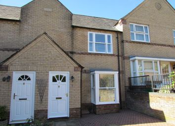 Thumbnail 1 bed terraced house to rent in St. Peters Court, Stamford