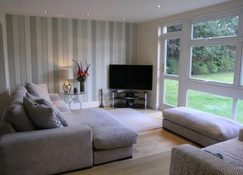Thumbnail 2 bed flat to rent in Cedar Close, Laleham