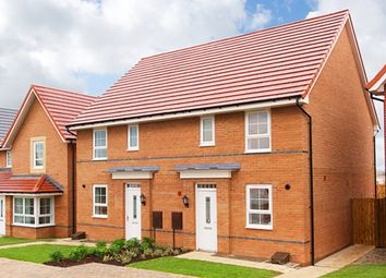 "Thumbnail 3 bed semi-detached house for sale in ""Barwick"" at Firfield Road, Blakelaw, Newcastle Upon Tyne, Newcastle Upon Tyne"