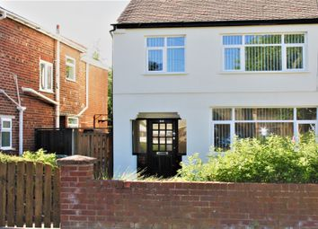 Thumbnail 3 bed semi-detached house for sale in Daneswell Drive, Moreton, Moreton