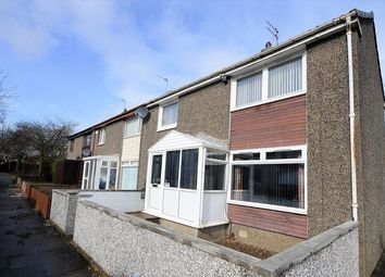 Thumbnail 3 bed terraced house for sale in Elgin Drive, Tanshall, Glenrothes