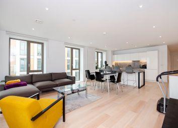 Laker House, Royal Wharf, London E16. 3 bed flat