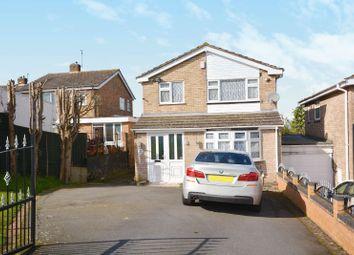 3 bed detached house for sale in Tavistock Drive, Evington, Leicester LE5