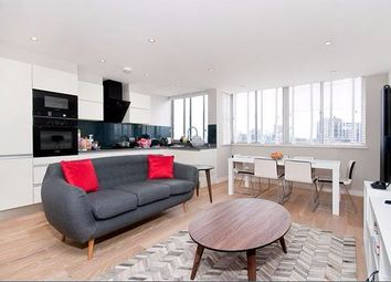 Thumbnail 2 bedroom flat for sale in Quadrangle Tower, London