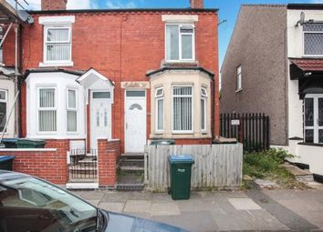 3 bed terraced house for sale in Beresford Avenue, Foleshill, Coventry, West Midlands CV6