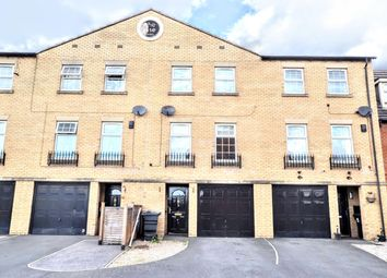 Thumbnail 4 bedroom town house for sale in The Rise, Brierley, Barnsley