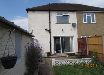 Thumbnail 2 bed semi-detached house to rent in Park Field Crescent, Ruislip