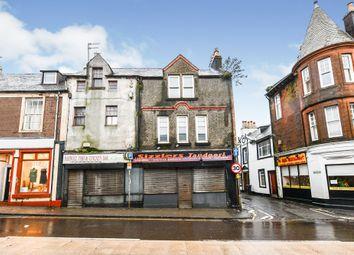 Thumbnail 2 bed flat for sale in Castle Street, Maybole