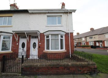 Thumbnail 2 bed semi-detached house to rent in Arcadia Terrace, Blyth
