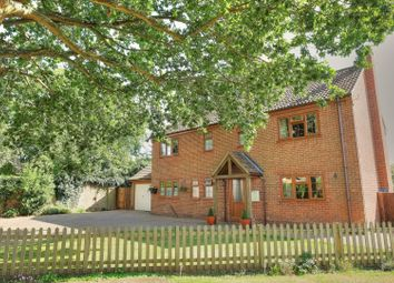 Thumbnail 5 bed detached house for sale in All Saints Walk, Dereham
