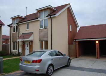 Thumbnail 4 bed detached house for sale in Wenford, Broughton, Milton Keynes, Buckinghamshire