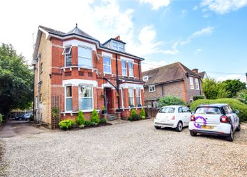 Thumbnail 1 bed flat for sale in Bushey Hall Road, Bushey, Hertfordshire