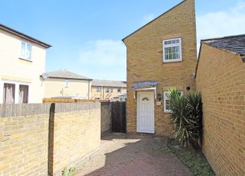 Thumbnail 2 bed detached house for sale in Camelot Close, West Thamesmead