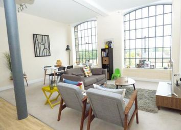 Thumbnail 2 bed flat for sale in Victoria Mill, Draycott, Derby