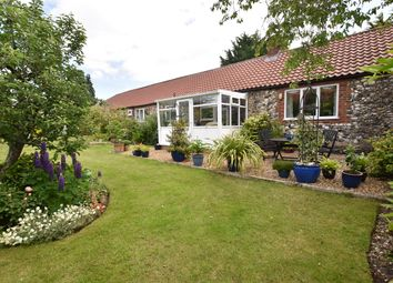 Thumbnail 3 bed cottage for sale in West Park Farm Close, Ickburgh, Thetford, Norfolk