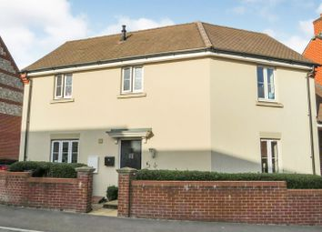 Thumbnail 3 bed detached house for sale in Haragon Drive, Amesbury, Salisbury