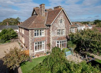 Thumbnail 5 bed detached house for sale in Tower Hill, Stogursey, Bridgwater, Somerset