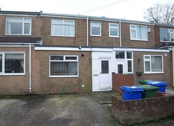 Thumbnail 3 bed terraced house for sale in Storey Street, Cramlington
