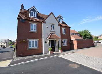Thumbnail 5 bed detached house for sale in Hornbeam Way, Nottingham