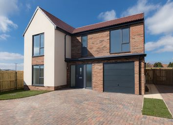 Thumbnail 4 bed detached house for sale in St Paul's Place, Cramlington