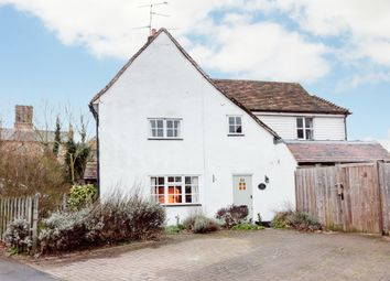 Thumbnail 2 bed semi-detached house for sale in Cambridge Road, Thundridge, Ware