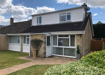 Thumbnail 3 bed semi-detached bungalow for sale in Aldsworth Close, Fairford