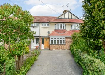Thumbnail 3 bed terraced house for sale in Haileybury Avenue, Enfield