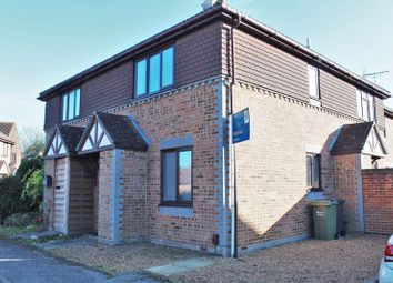 Thumbnail 1 bed property for sale in Watersmeet Close, Burpham, Guildford