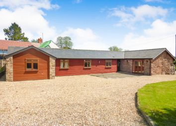 Thumbnail 3 bed barn conversion for sale in Chapel Lane, Bodenham, Hereford
