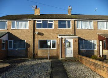 Thumbnail 3 bed terraced house for sale in Wyndene Grove, Freckleton, Preston