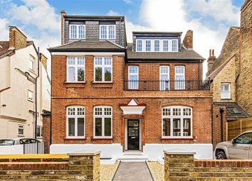 Thumbnail 2 bed flat for sale in Ambleside Avenue, London