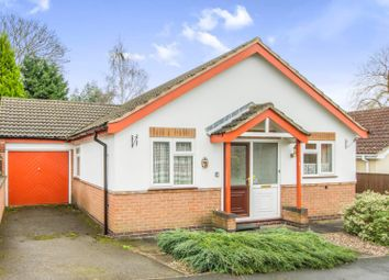 Thumbnail 3 bed bungalow for sale in Anthony Drive, Thurnby, Leicester, Leicestershire