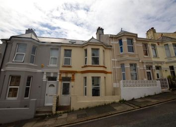 3 bed terraced house to rent in Rosebery Avenue, Plymouth, Devon PL4