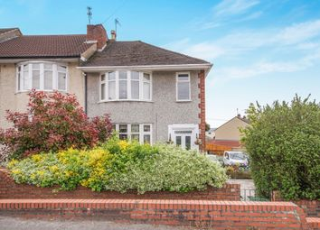 Thumbnail 4 bed semi-detached house for sale in Nags Head Hill, St. George, Bristol