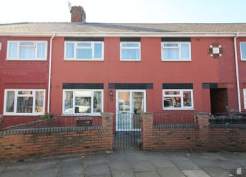 Thumbnail 4 bed terraced house for sale in Williams Avenue, Bootle
