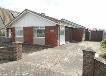 Thumbnail 3 bed detached bungalow for sale in Skinburness Road, Skinburness, Wigton