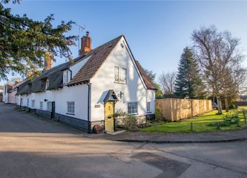 Thumbnail 2 bed end terrace house for sale in Green Lane, Linton, Cambridgeshire