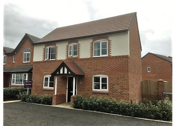 Thumbnail 3 bed detached house for sale in Copper Beech Road, Crewe