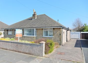 Thumbnail 2 bed semi-detached bungalow for sale in Strickland Drive, Morecambe
