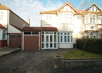 Thumbnail 3 bed end terrace house for sale in Glenthorne Gardens, Ilford