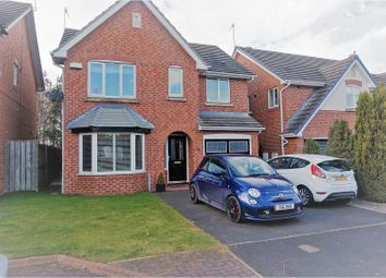 Thumbnail 4 bed detached house for sale in Grayling Road, Gateshead