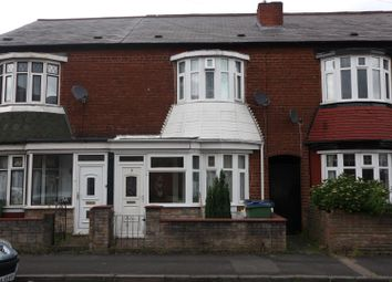 Thumbnail 1 bed terraced house for sale in Talbot Road, Smethwick