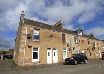 Thumbnail 1 bed flat for sale in Kelvin Street, Grangemouth